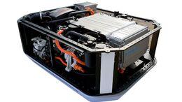 9/2020, Hyundai Brennstoffzelle