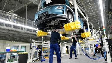 9/2020, Hyundai Kona Elektro Produktion