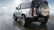 9/2020, Land Rover Defender Carlex Design Yachting Edition