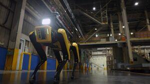 9/2021, Hyundai Roboter