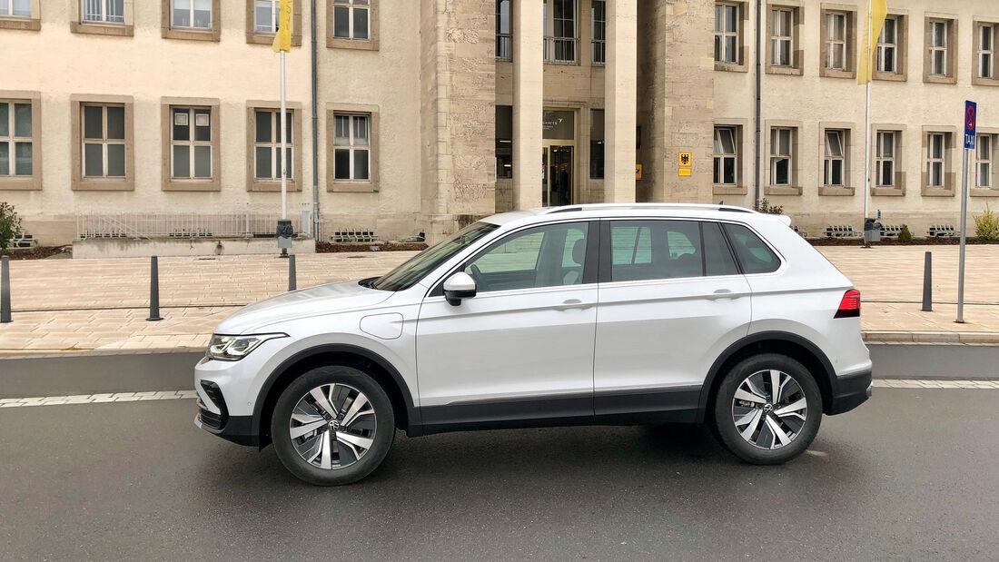 9/2021, VW Tiguan eHybrid