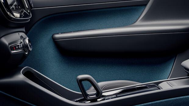 9/2021, Volvo Innenraum