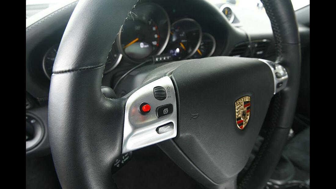 9ff BT1000 4WD, Innenraum