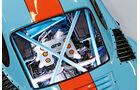 9ff GT9-CS, Motor, Abdeckung