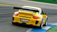 9ff-Porsche GT3 G-Track, Heck, Rückansicht