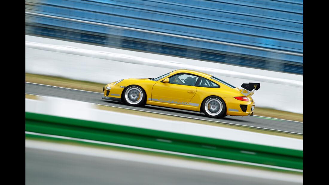 9ff-Porsche GT3 G-Track, Seitenansicht