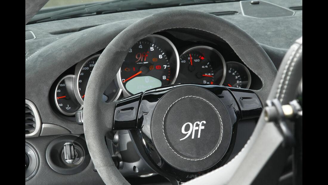 9ff Speed9, Lenkrad