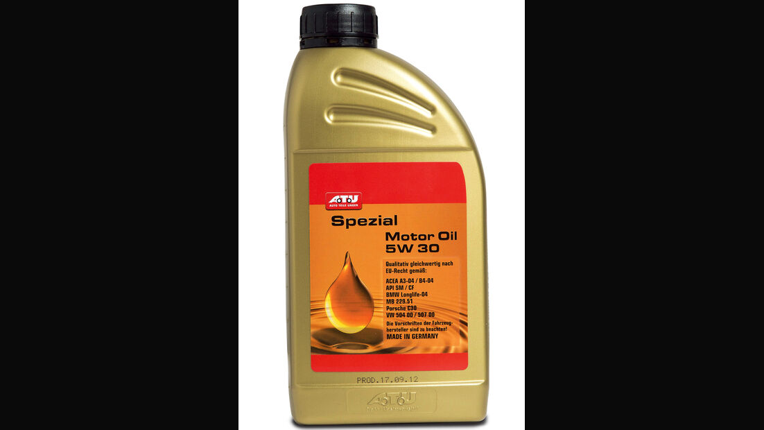 A.T.U Spezial Motor Oil