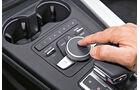 A4 Avant 2.0 TDI, A6 Avant 2.0 TDI, Bediensystem