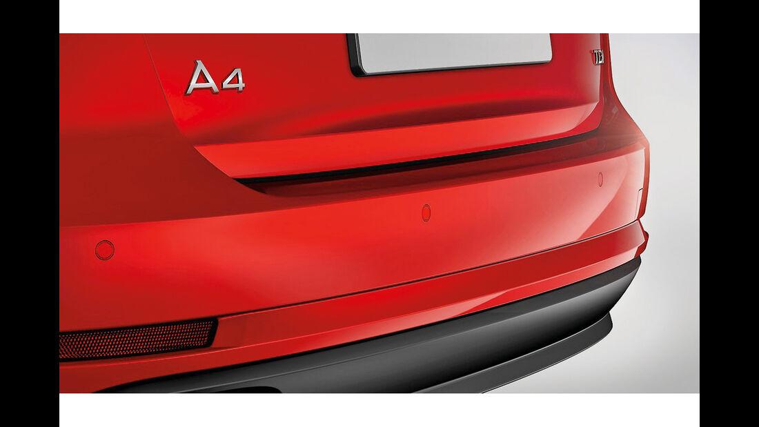 A4 Avant 2.0 TDI, A6 Avant 2.0 TDI, Einparkhilfe