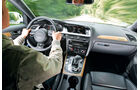 A4 allroad quattro 3.0 TDI, Cockpit