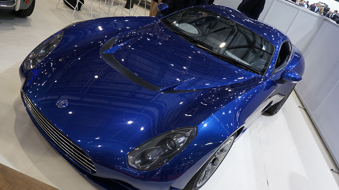 AC 378 GT Zagato Genf 2012