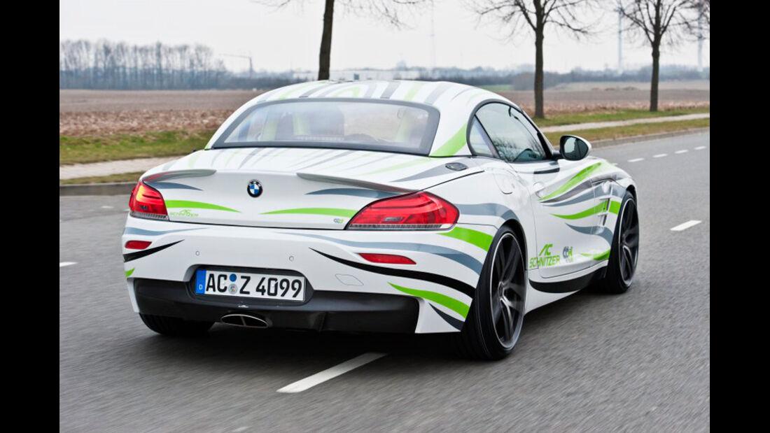 AC Schnitzer 99d, BMW Z4, Tuner, 2011