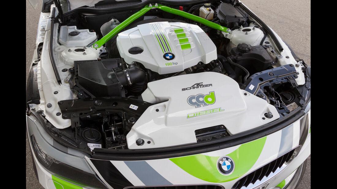 AC Schnitzer 99d, Motor