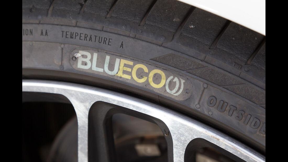 AC Schnitzer 99d, Reifen, Detail