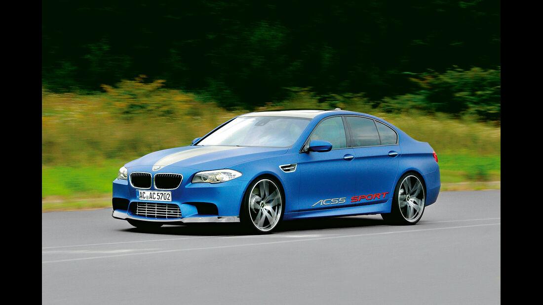 AC Schnitzer ACS 5 BMW M5 2012