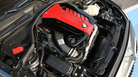 AC Schnitzer ACS1 5.0d, Motor