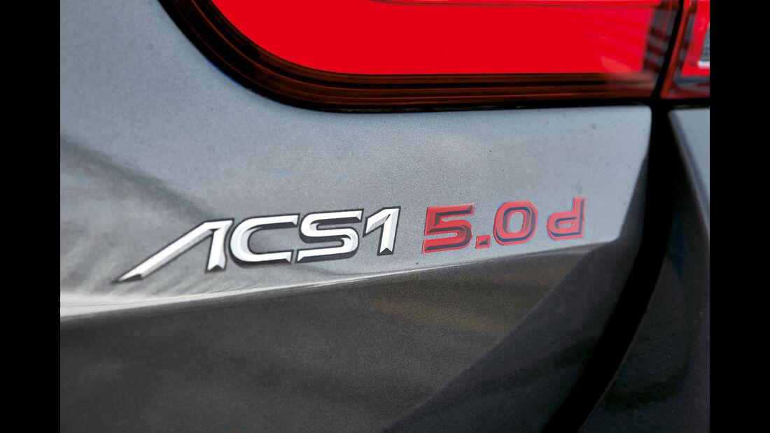 AC Schnitzer ACS1 5.0d, Typenbezeichnung