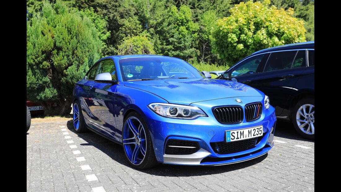 AC Schnitzer ACS2 Sport - BMW M235i - Fan-Autos - 24h-Rennen Nürburgring 2017 - Nordschleife