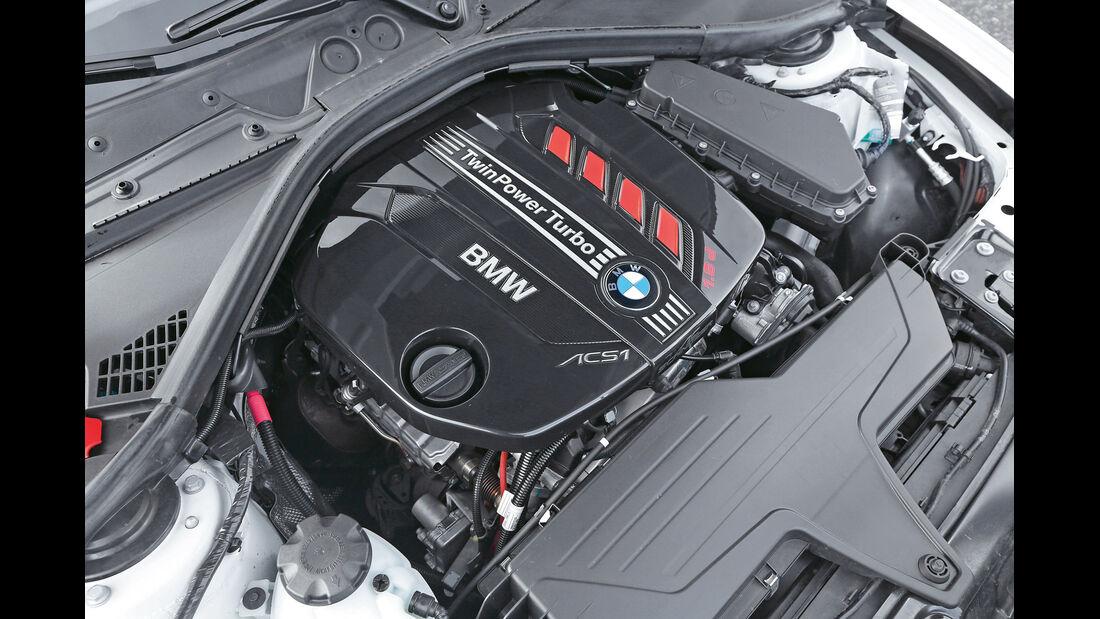 AC Schnitzer-BMW 118d, Motor