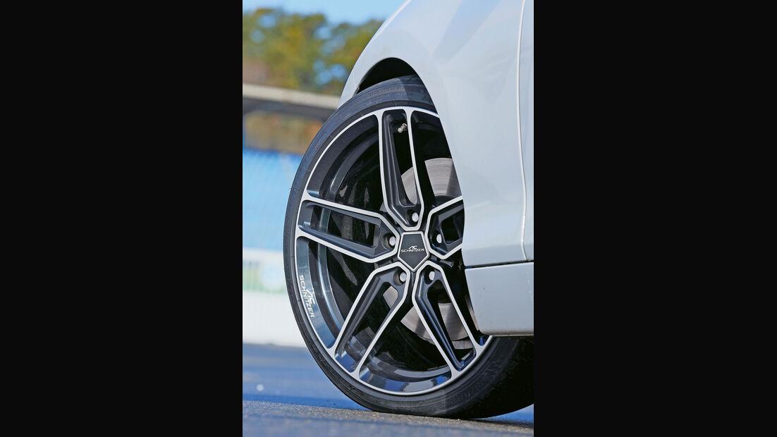 AC Schnitzer-BMW 118d, Rad, Felge