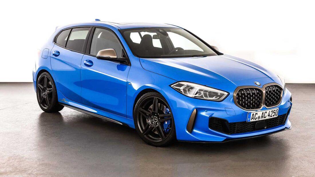 AC Schnitzer BMW 1er F40 (2020) Tuning: Räder, Fahrwerk ...
