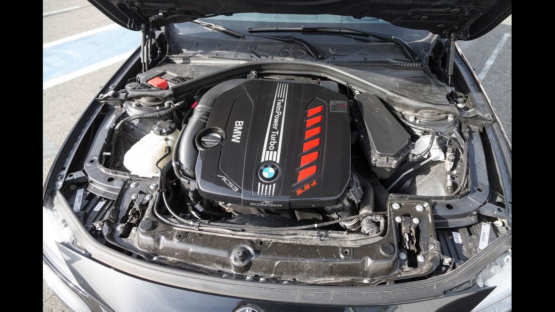 AC-Schnitzer-BMW 335d, Motor