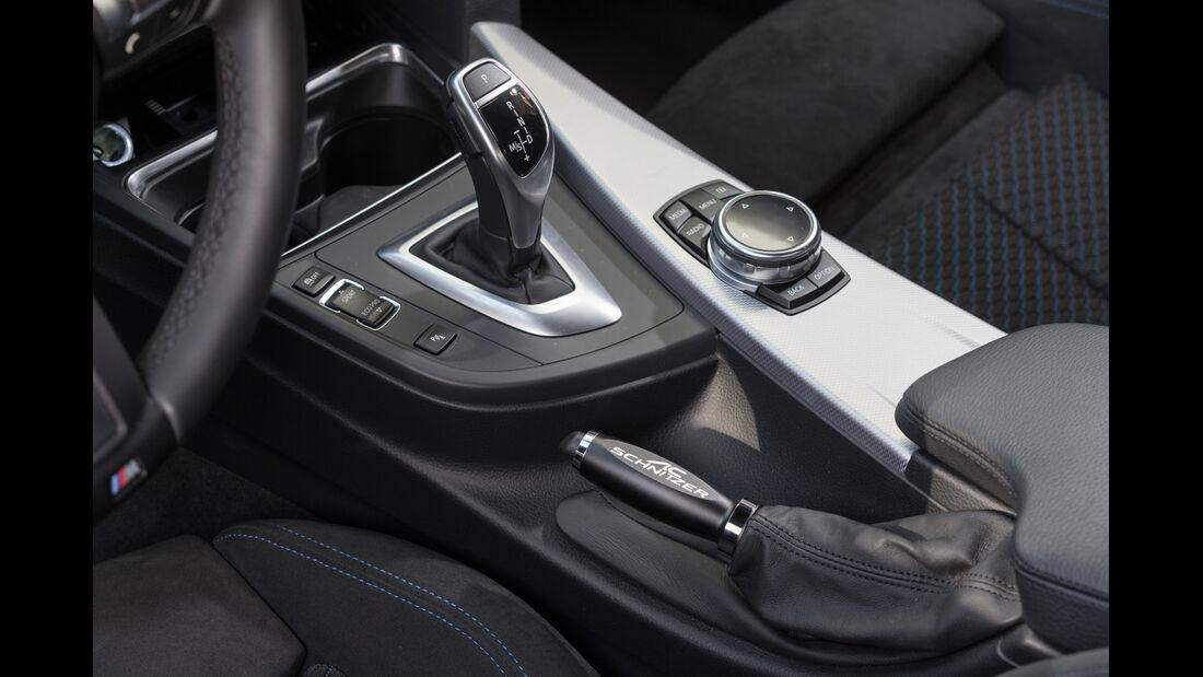 AC-Schnitzer-BMW 335d, Schalthebel