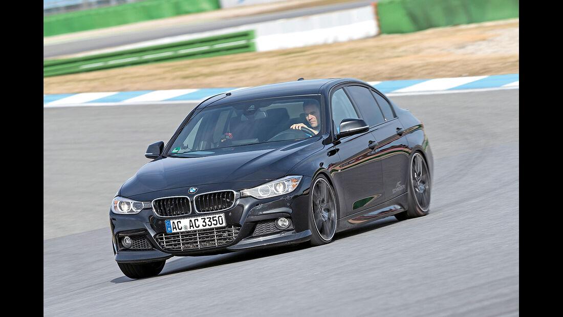 AC Schnitzer BMW 335d, Test, sport auto, Heft 08/2014