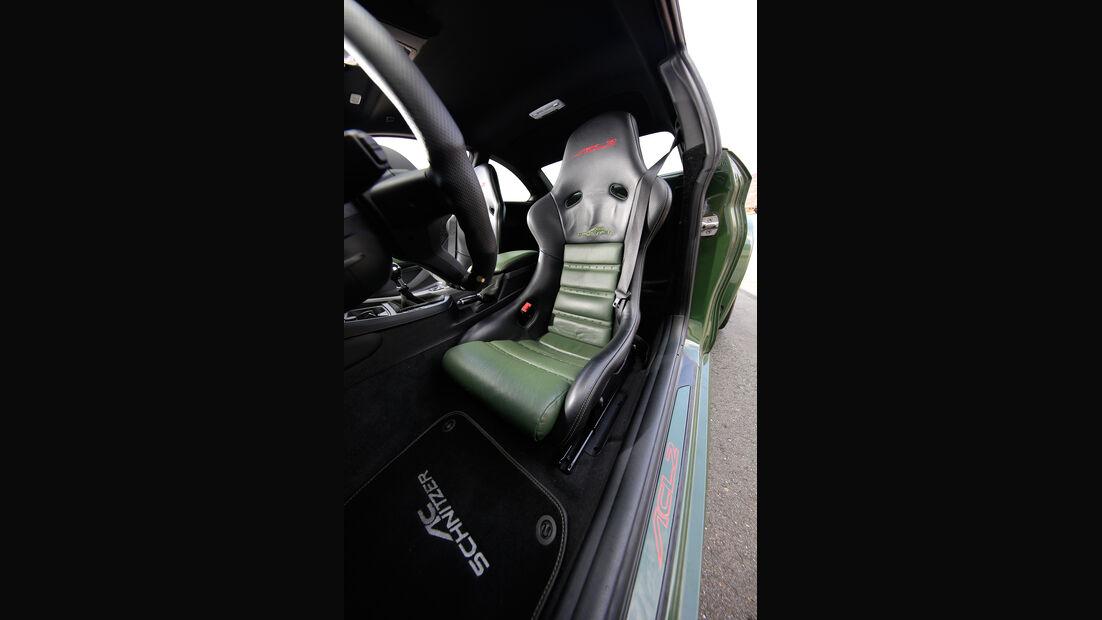 AC Schnitzer-BMW ACL2, Fahrersitz