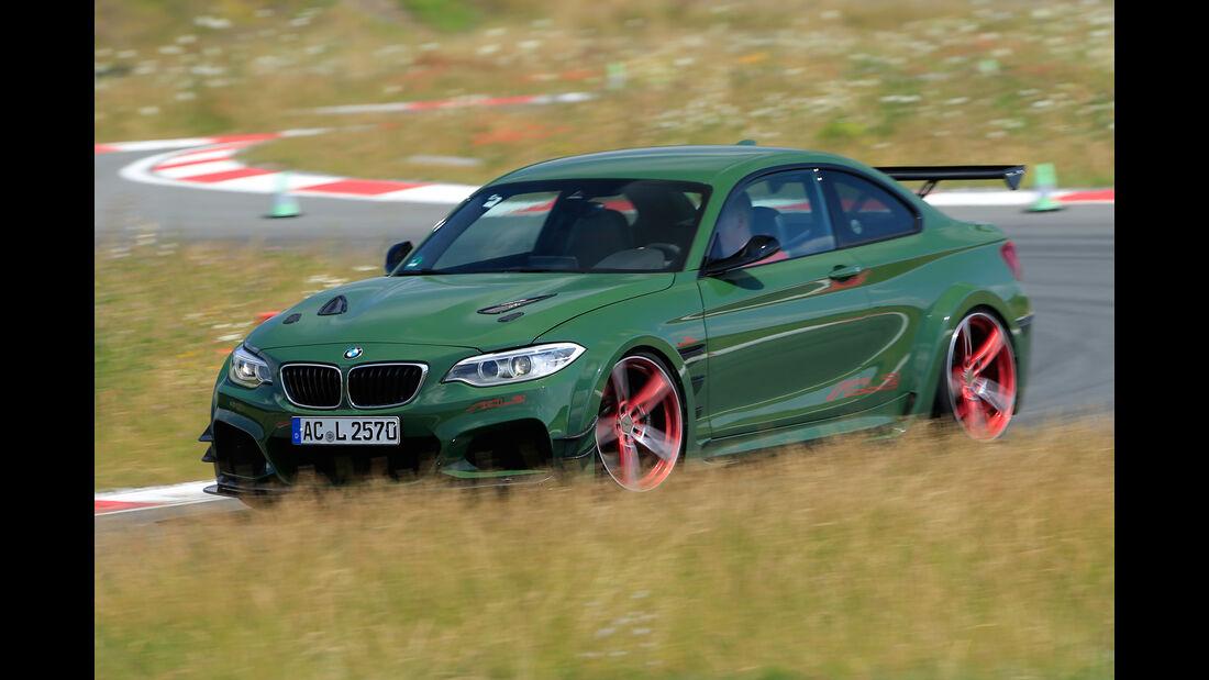 AC Schnitzer-BMW ACL2, Frontansicht