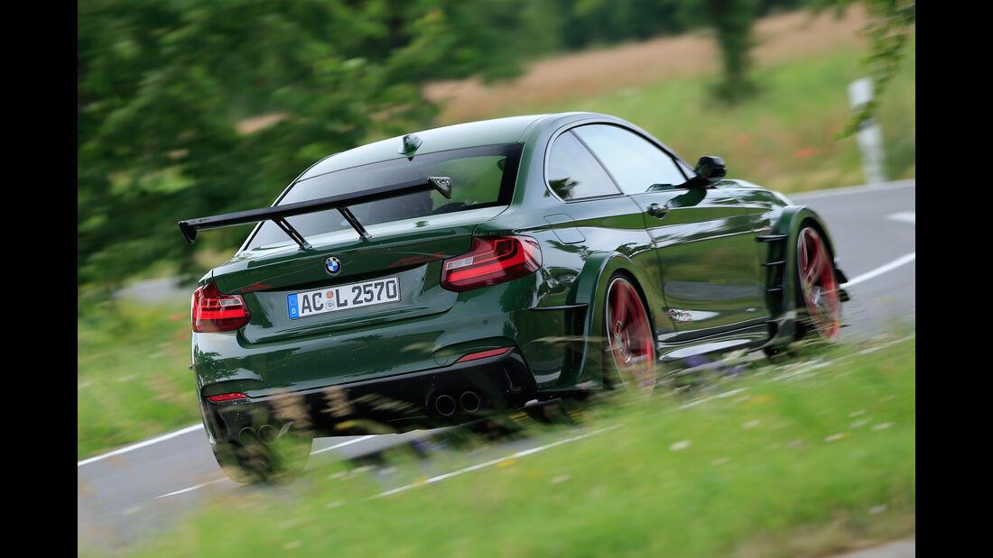 AC Schnitzer-BMW ACL2, Heckansicht