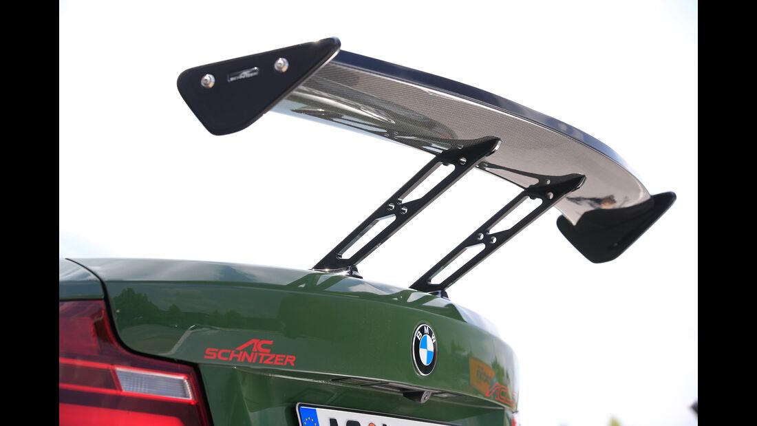 AC Schnitzer-BMW ACL2, Heckspoiler