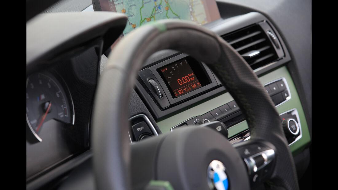 AC Schnitzer-BMW ACL2, Lenkrad