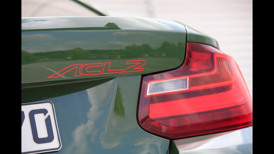 AC Schnitzer-BMW ACL2, Typenbezeichnung