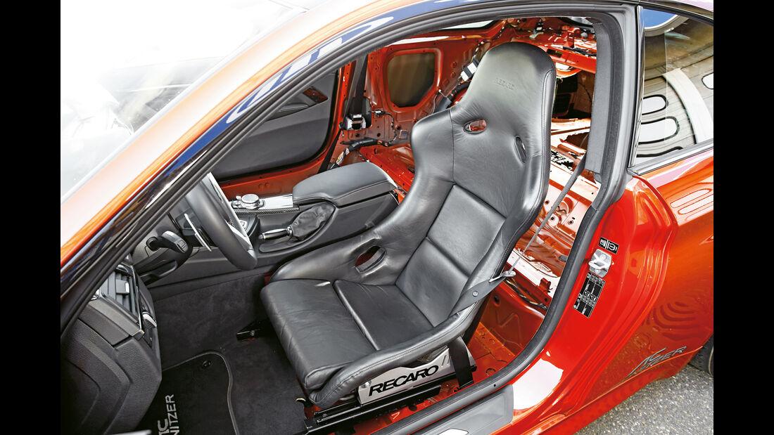 AC Schnitzer-BMW ACS4 Sport, Fahrersitz