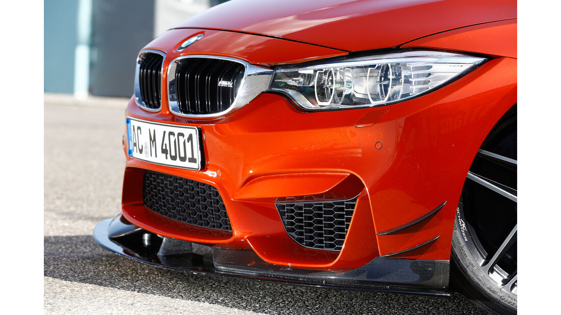 AC Schnitzer-BMW ACS4 Sport, Fronscheinwerfer