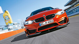 AC Schnitzer-BMW ACS4 Sport, Frontansicht