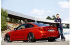 AC Schnitzer-BMW ACS4 Sport, Heckansicht, Christian Gebhardt