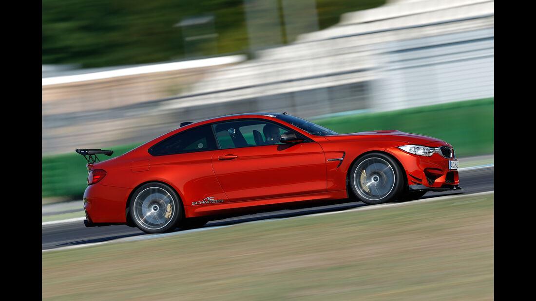 AC Schnitzer-BMW ACS4 Sport, Seitenansicht