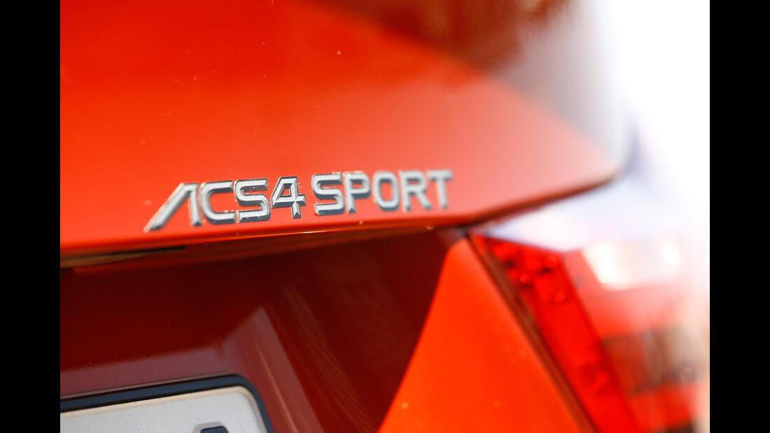 AC Schnitzer-BMW ACS4 Sport, Typenbezeichnung
