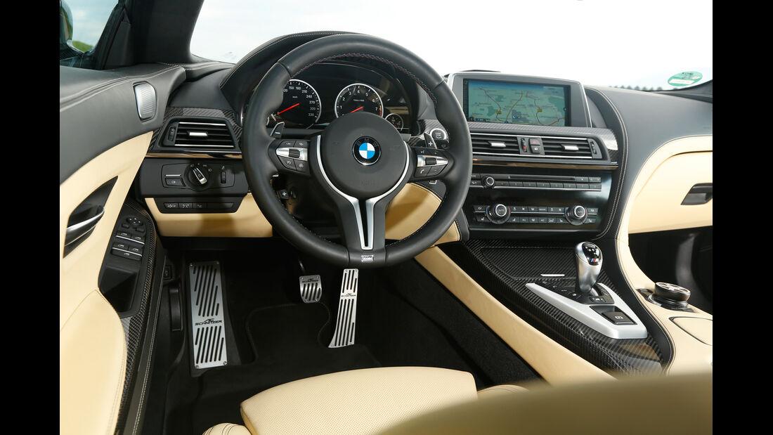 AC-Schnitzer-BMW ACS6 Sport Gran Coupé, Cockpit