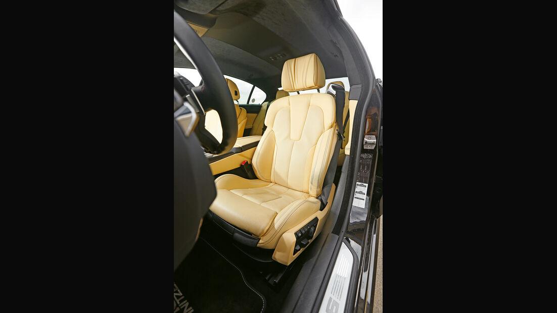 AC-Schnitzer-BMW ACS6 Sport Gran Coupé, Fahrersitz