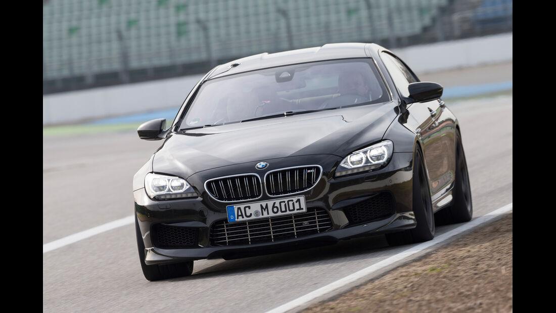 AC-Schnitzer-BMW ACS6 Sport Gran Coupé, Frontansicht