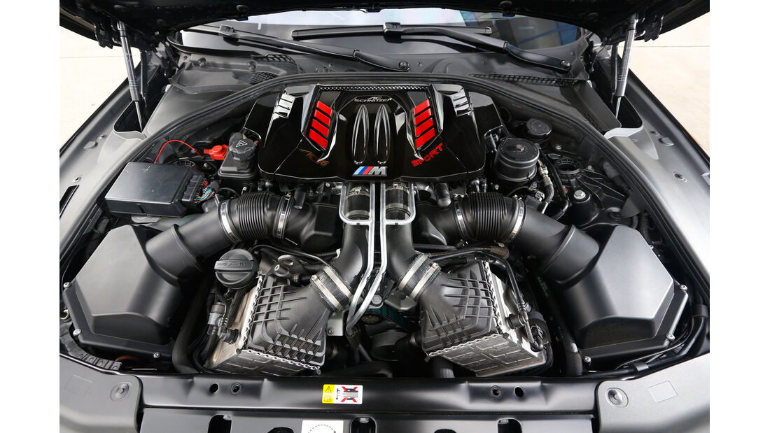 AC-Schnitzer-BMW ACS6 Sport Gran Coupé, Motor