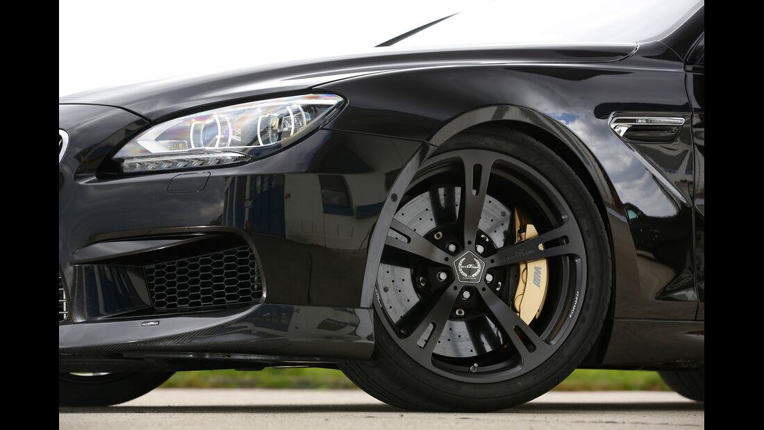 AC-Schnitzer-BMW ACS6 Sport Gran Coupé, Rad, Felge