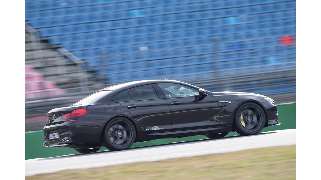 AC-Schnitzer-BMW ACS6 Sport Gran Coupé, Seitenansicht