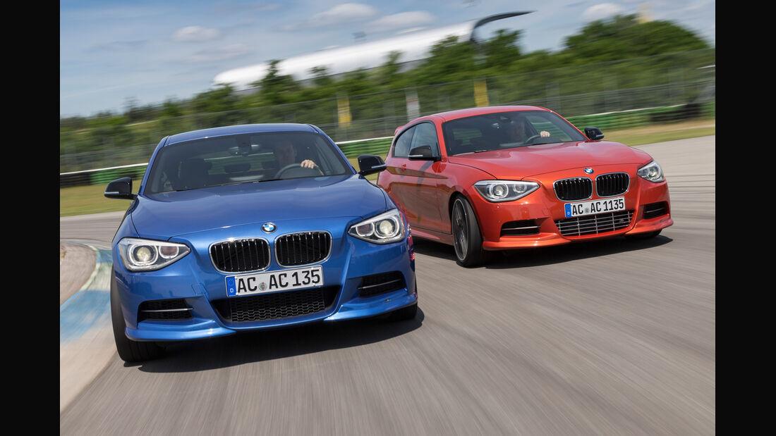 AC Schnitzer-BMW M135i, AC Schnitzer-BMW M135i xDrive, Frontansicht