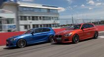 AC Schnitzer-BMW M135i, AC Schnitzer-BMW M135i xDrive, Seitenansicht