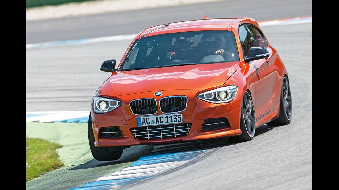 AC Schnitzer-BMW M135i, Frontansicht